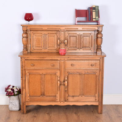 Ercol Court Cupboard