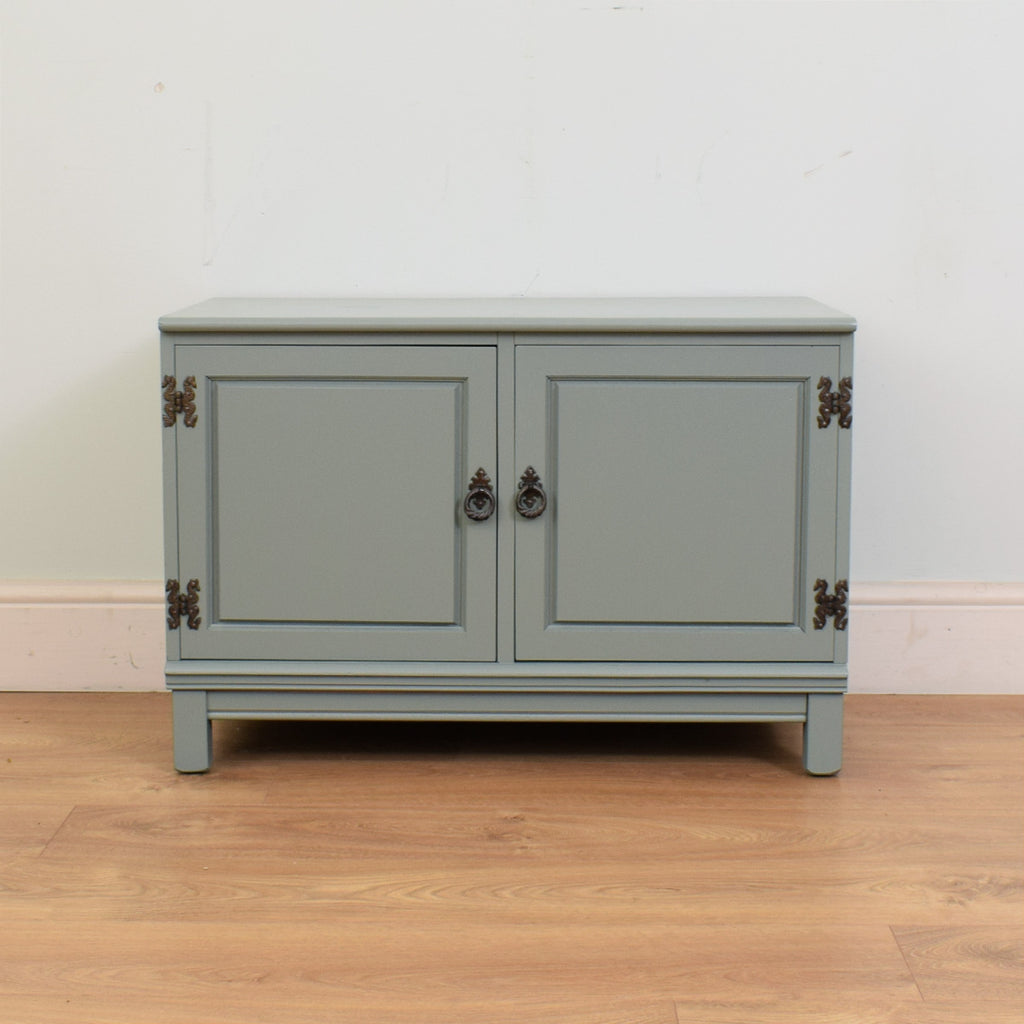 Small Painted Cupboard