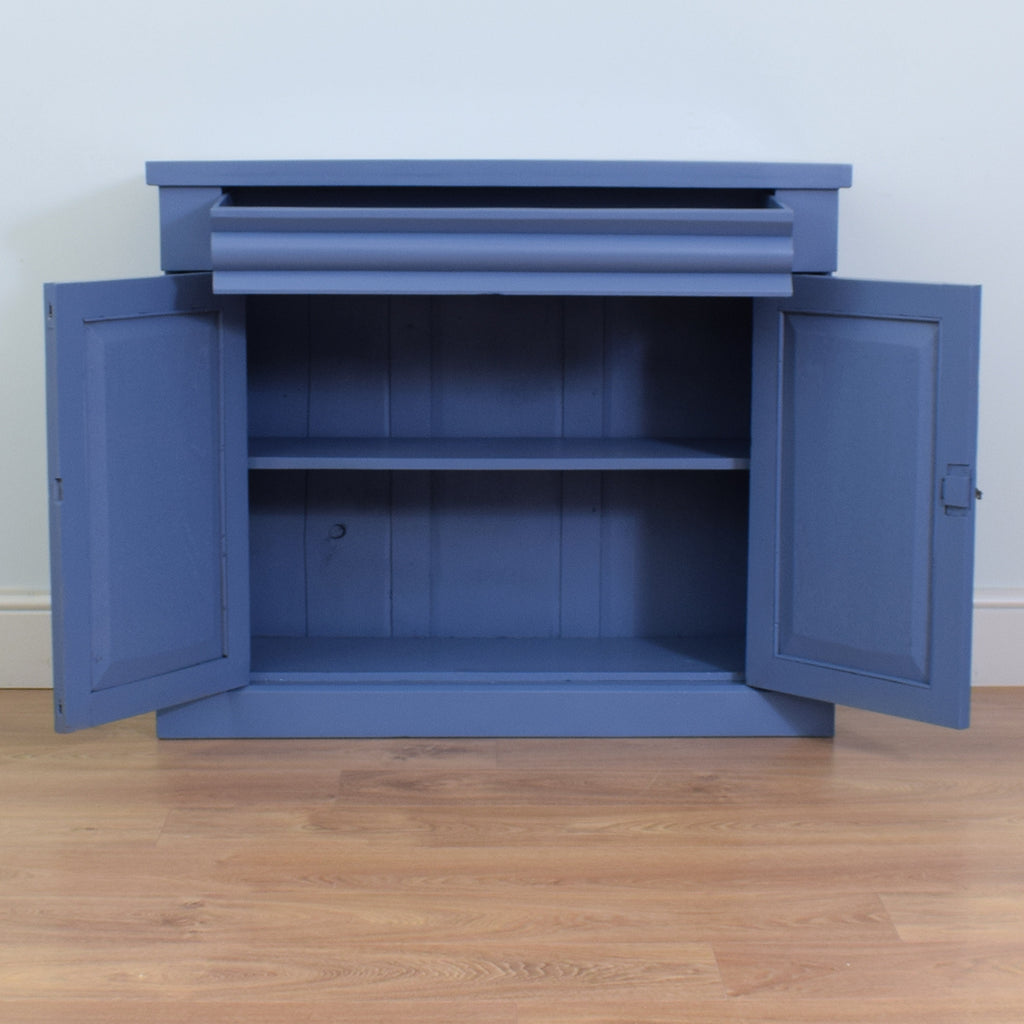 Painted Oak Sideboard/Chiffonier
