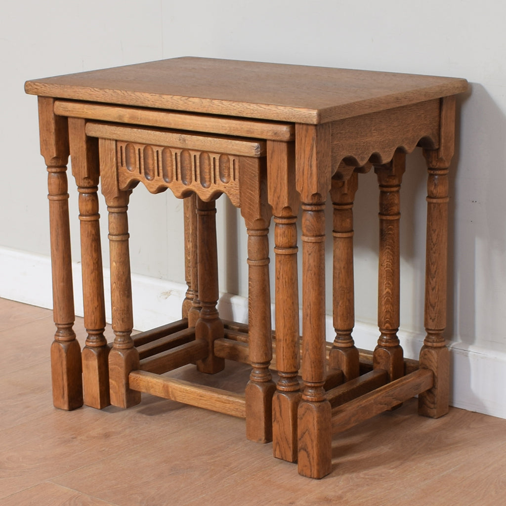 Restored Nest Of Tables