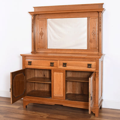 Arts & Craft Dresser