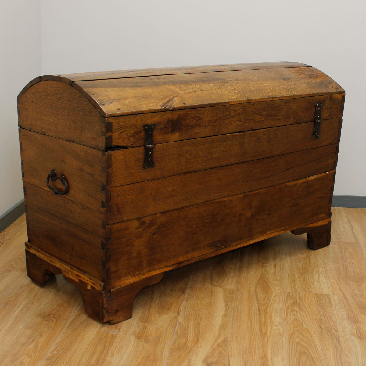 Rustic Oak Coffer / Chest