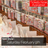 Paper Craft and Stamping Show - Saturday February 9th 2019