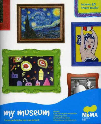 My Museum: Create and Display Your Own Artwork