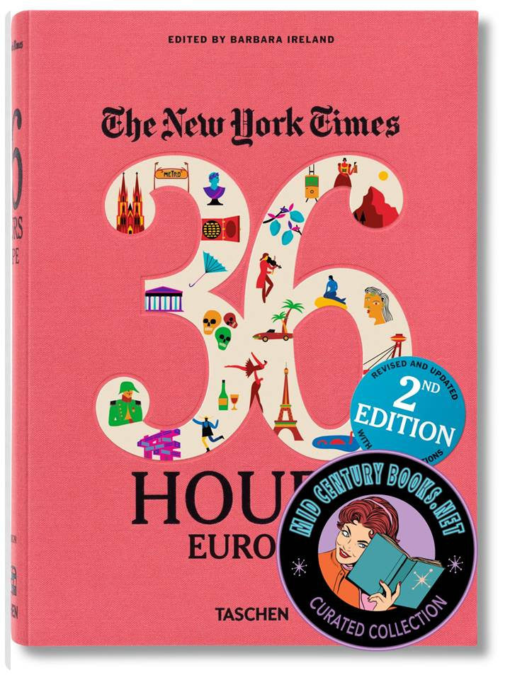 New York Times 36 Hours 125 Weekends in Europe