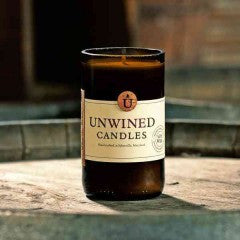 Unwined Candle Fall Scents: Pumpkin Pie