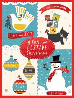 Fun and Festive Christmas Notecard Collection