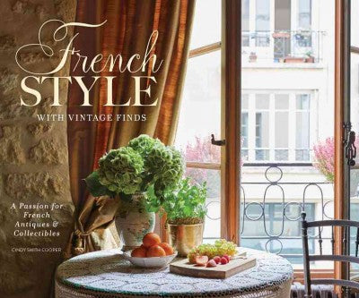 French Style With Vintage Finds [Design]
