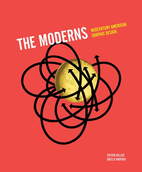 The Moderns: Midcentury American Graphic Design