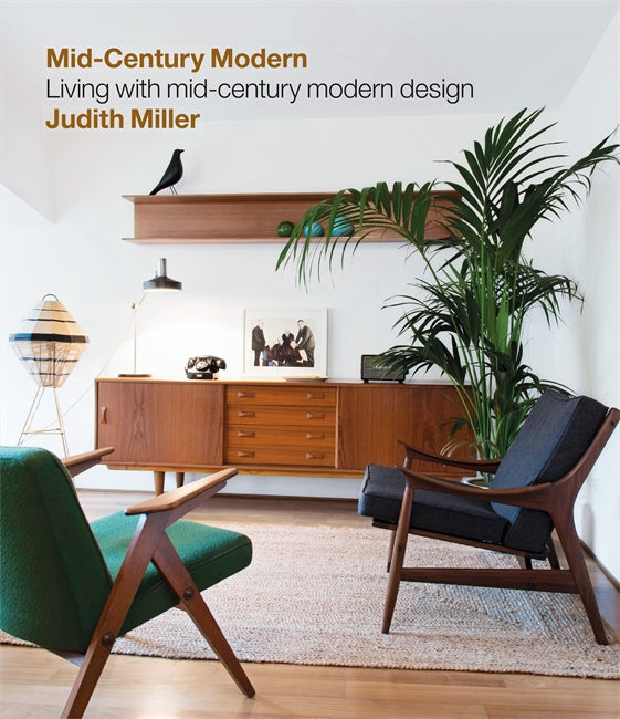 Living with Mid-Century Modern Design