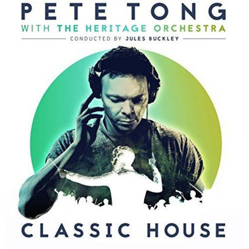 Pete Tong Classic House SIGNED LP