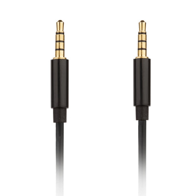 [REYTID] Skullcandy Crusher Replacement Audio Cable - Black - 1.2m - Headphone Lead