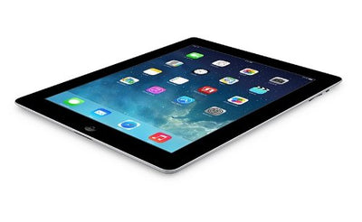 "Apple iPad 2 WiFi Black 16GB Tablet 9.7"" MC769LL/A"