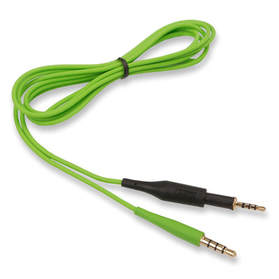 Green Replacement Green Audio Cable for AKG K450 K430 K451 K452 K480 K490 K495 Headphones