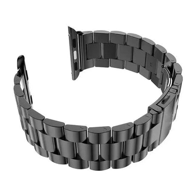 [REYTID] Stainless Steel Apple iWatch Replacement Strap Wrist Band  - Series 1 2 3 4 - Variety of Colours