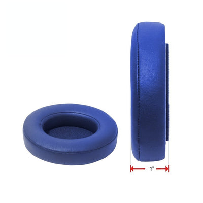 [REYTID] Beats by Dr. Dre Studio & Studio 2.0 Ear Cushion Kit - Blue - Headphone Ear Pads