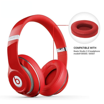 [REYTID] Beats by Dr. Dre Studio 2.0 and Studio Wireless Ear Cushion Kit - Headphone Ear Pads