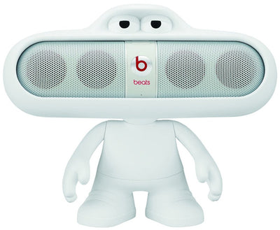 [REYTID] Beats by Dr. Dre Pill DUDE Character Speaker Holder Stand Mount - Red Black White