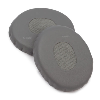 [REYTID] REPLACEMENT BOSE SoundLink On-Ear EAR CUSHION KIT - GREY PAIR - Headphones Ear Pads