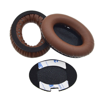 Bose QuietComfort 15 QC2 QC15 QC25 Replacement Ear Cushion Kit / Ear Pads - Dark Brown