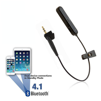 [REYTID] Bose Around-Ear 2 AE2 AE2i AE2w Replacement Audio Cable / Bluetooth Adapter