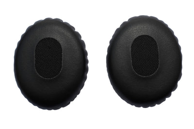 Bose QuietComfort 3 QC3 Replacement Ear Cushion Kit / Ear Pads - Black - Headphones
