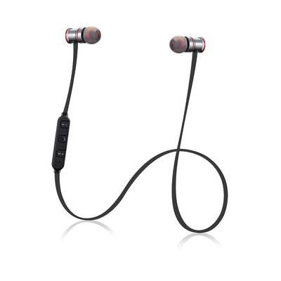 [REYTID] Wireless In-Ear Sports Earphones w/ In-Line Microphone & Volume Control - Choice of Colour