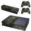 [REYTID] Xbox One Console Skin / Sticker + 2 x Controller Decals & Kinect Wrap - Army Camo