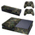 Xbox One Console Skin / Sticker + 2 x Controller Decals & Kinect Wrap - Army Camo