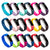 [REYTID] Replacement Soft Silicone Wrist Strap for FitBit Alta/HR TPU/TPE Watch Adjustable - Variety of Colours