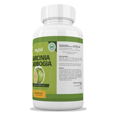 [REYTID] PURE Garcinia Cambogia ULTRA STRENGTH DIET PILL WEIGHT LOSS SUPPLEMENT APPETITE SUPPRESSANT