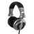 [REYTID] Titanium Foldable Over-Ear Adjustable Headphones 50mm Drivers Stereo DJ iPhone Android