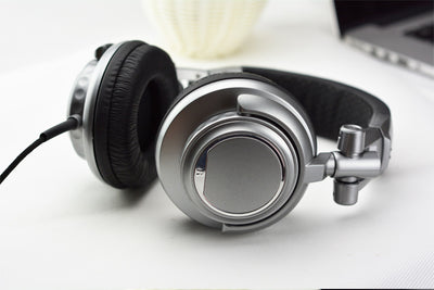 [REYTID] Over-Ear Headphones w/ 50mm Drivers for iPhone and Android - Choice of Styles and Colours