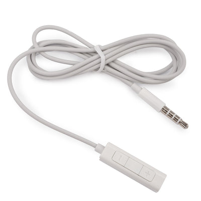 [REYTID] Headphone Adapter Cable w/ Remote & Volume Control - Earphones Lead Aux Remote Apple iPod