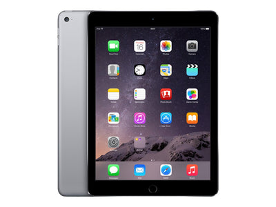 Apple iPad Air 2 (WiFi) (64GB) Space Grey - 6th Gen – 9.7in - MGKL2LLA/A