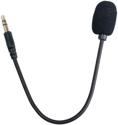 Replacement Detachable 3.5mm Microphone Compatible with HyperX Cloud Orbit Gaming Headsets