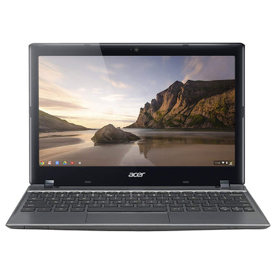 [REYTID] Acer Chromebook C720-2844 Laptop (NX.SHEAA.044) B Grade, ChromeBook Intel Celeron 11.6""