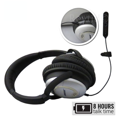 Replacement Parts Bose QC15 Headphones - Cable, Ear Pads, Headband, Wireless Converter, Carry Case