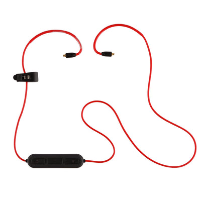 Replacement 5N MMCX Cable for Logitech Ultimate Ears UE 900 Headphones - RED