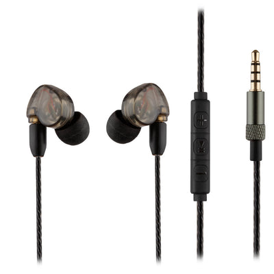[REYTID] MMCX In-Ear Sound Isolating HD Earphones Headphones Inline Remote - Choice of Colours