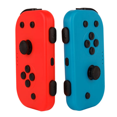 REYTID Replacement Joy-Cons L+R (Left and Right) Controllers for Nintendo Switch - Red and Blue