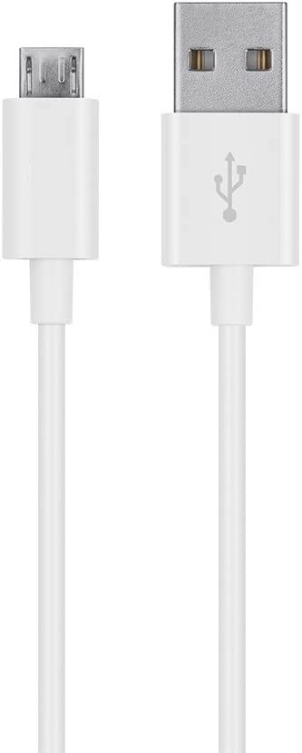 USB Charging Power Cable Compatible with Alcatel A5 LED, A7, Flash Plus 2 Smartphones