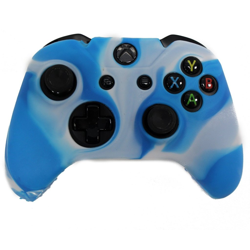 REYTID] Xbox ONE Controller Skin Silicone Protective Rubber Cover Gel