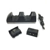 [REYTID] Xbox ONE Slim X Dual Wireless Controller Charging Dock 2x 400mAh Rechargeable Batteries