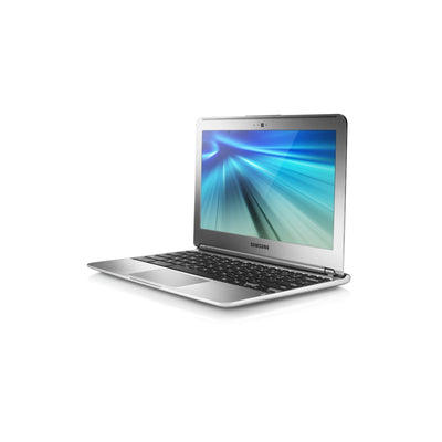 "Samsung Chromebook 11.6"" Laptop - Silver - 2GB RAM 16GB HDD Chrome OS WiFi D XE303C12 Notebook"