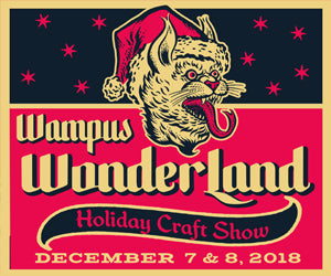 2018 Wampus Wonderland is fast approaching!