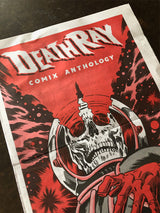 Death-Ray Anthology Comic #1