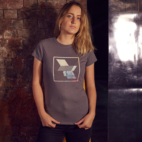 WHP16 Faded Stone Tee Grey (Colour Print)