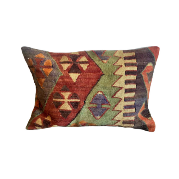Vintage Kilim Pillow Cover no.85