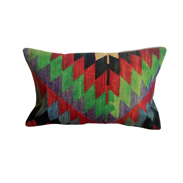 Vintage Kilim Pillow Cover no.84